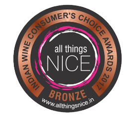 Indian Wine Consumer's Choice Bronze Awards 2017