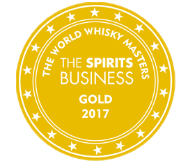 WORLD WHISKY MASTERS 2017 GOLD - CLASSIC
